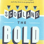 Scotland in the New Age of Disruption